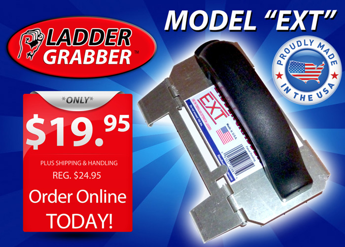 Ladder Grabber - Ladder Handle