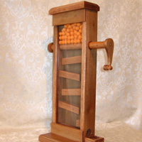 Colonial Gumball Machine