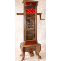 Early American Gumball Machine