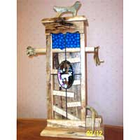 Antler Gumball Machine
