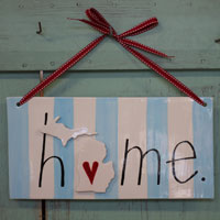 Love Michigan Home Tile