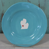 Love Michigan Bowls & Dishes