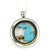 Michigan Locket