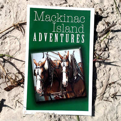 Mackinac Island Adventures Booklet
