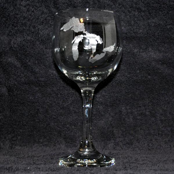 Wine Glasses Mccoy Creek Laser Designs