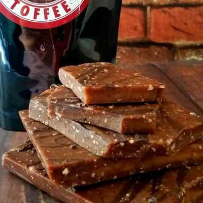 Cocoa Loco Coconut Almond Toffee