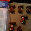 Chocolate Michigan Ice Cube Tray