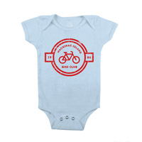 Mackinac Island Bike Club Onesie
