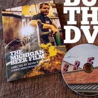 Michigan Beer Film DVD