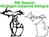 5th Season Michigan Inspired Designs