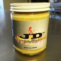 JD's Motown Mustard – Sweet & Spicy
