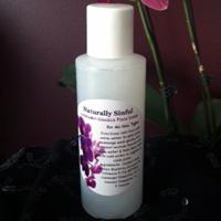 Lavender Vanilla Face Wash