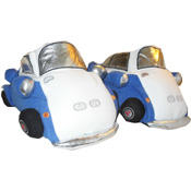 Bubble Car Slippers