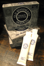 Peppermint Cool Shave Butter Travel Kit