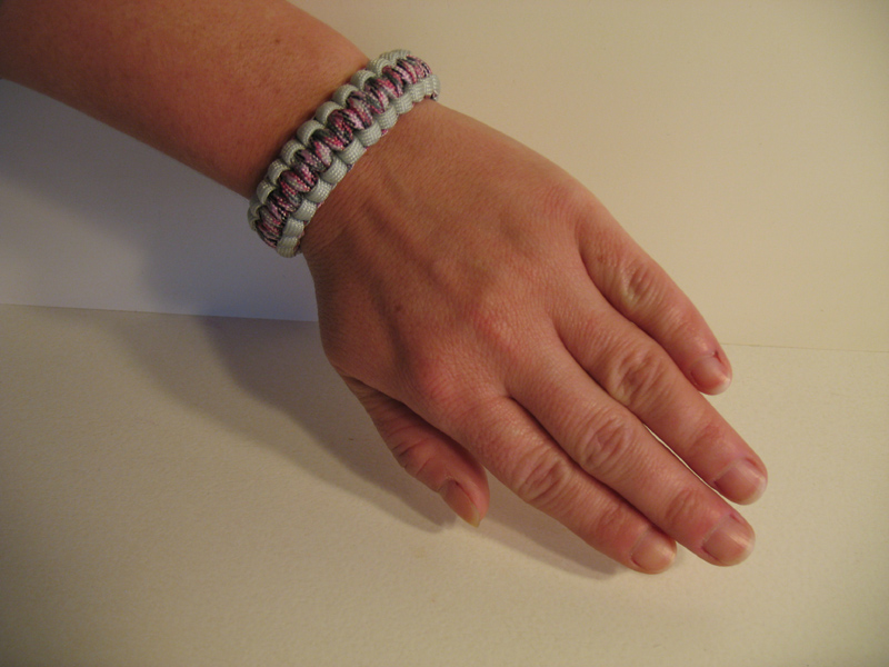 new product parachute cord bracelets michigan made products and