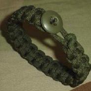 Parachute Cord Bracelet