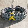 Cancer Awareness Paracord Bracelets