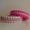 Parachute Cord Pink Cancer Awareness