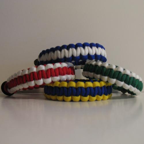 Paracord Survival 550 Parachute Cord Bracelets