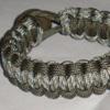 Camo Colors Parachute Cord Bracelets