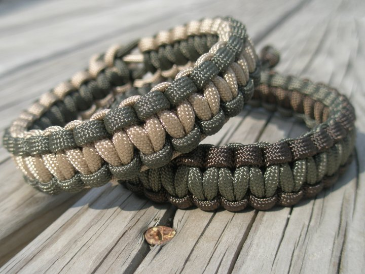 Go craft something for Cool things to do with paracord