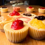 Peteets Cheesecakes - Cheesecake Cupcakes