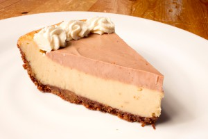 Peteets Cheesecakes - French Vanilla Cappuccino Cheesecake