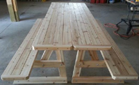 Pic-A-Bench - Table