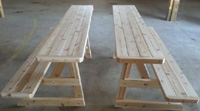Pic-A-Bench - Split Table
