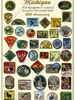 Pointe Poster – Michigan Hunter Patches