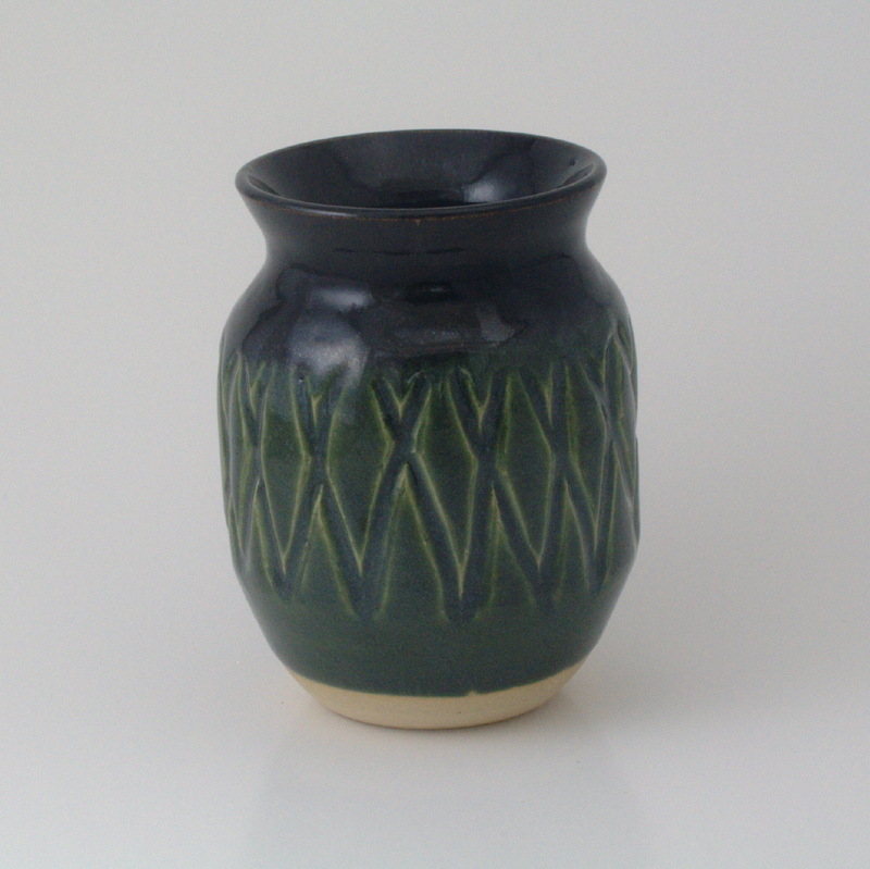 Made in Japan Art Pottery Vase (item #733871)