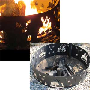 Standard Fire Pit Rings