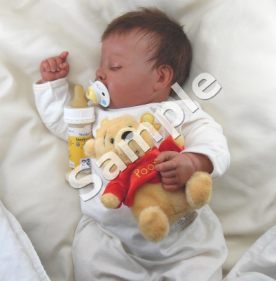 Custom Made Reborn Doll