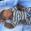 Handcrafted Sleeping Baby Boy Reborn Doll