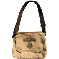 No 1 Detroit Messener Bag