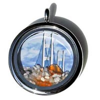 Michigan Photo Pendants