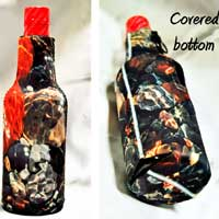Zipper Bottle Koozies