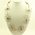 Raining Flowers Necklace