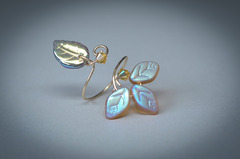 Topaz Ring by Robin Goodfellow Jewelry
