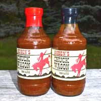 Ruben's Chuckwagon BBQ Sauce