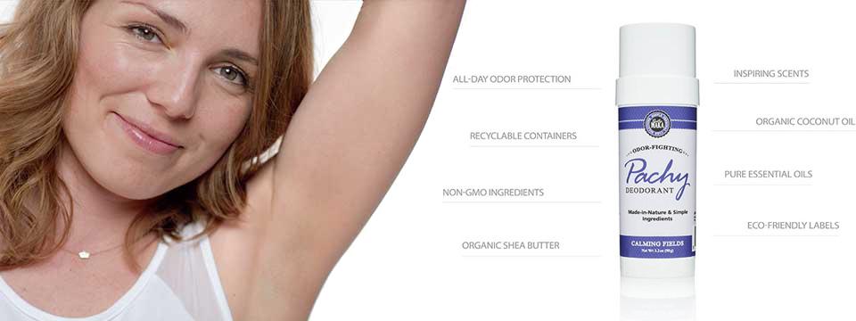 Rustik Maka Organic Deodorant