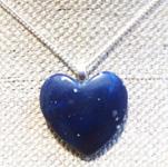 Leland Blue Heart Necklace