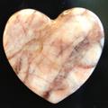 Kona Dolomite Heart Magnet