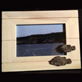 Petoskey Stone Fish Picture Frame