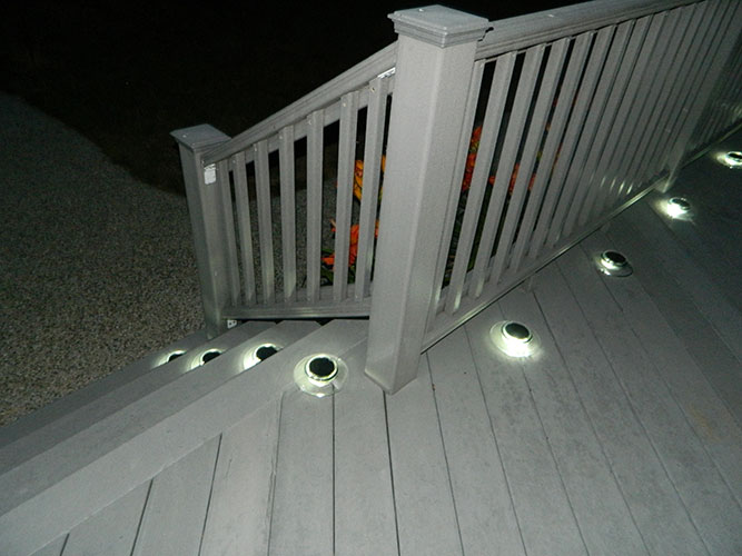Solar Lights For Dock Amp Deck Simple Glow Solar Lights