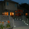 Home with Solar Dock & Deck Lights
