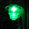 Green Hanging Solar Lights
