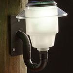 Hanging Solar Lights - Blue