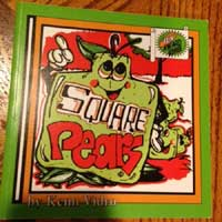 Square Pears 50 Riddles Book