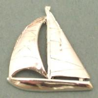 Sailboat Tie Tac